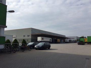 Dresden Friedrichstadt – Moderner Logistikstandort mit Bürokomplex, 01159 Dresden, Lager mit Freifläche