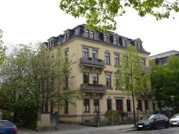 Attraktive 3 RWG Dachgeschoss in Dresden-Striesen verkauft., 01309 Dresden, Etagenwohnung
