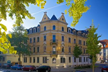 Dresden Trachenberge – Denkmalobjekt – Eigentumswohnungen, 01129 Dresden, Mehrfamilienhaus