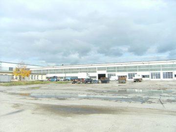 Dresden Mickten – Verkauf eines Gewerbegebietes mit Produktionshallen an Kapitalanleger., 01139 Dresden, Industriehalle
